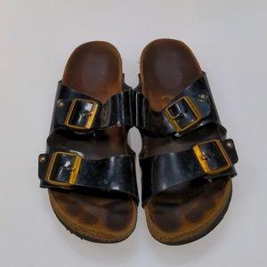 Birkenstock Black Sandals Size 41